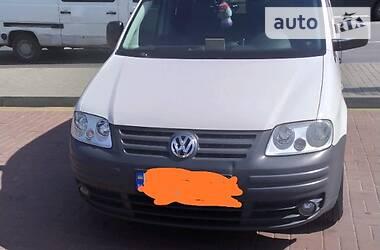 Минивэн Volkswagen Caddy пасс. 2005 в Луцке