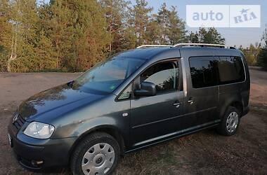 Volkswagen Caddy пасс. 2009 в Малине