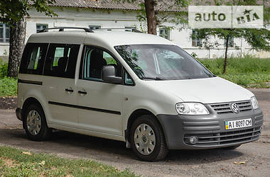Volkswagen Caddy пасс. 2008 в Белой Церкви