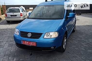 Volkswagen Caddy пасс. 2009 в Луцке