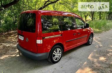 Volkswagen Caddy пасс. 2005 в Харькове