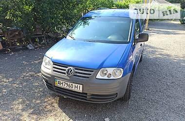 Volkswagen Caddy пасс. 2007 в Мариуполе