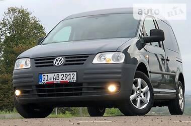 Volkswagen Caddy пасс. 2007 в Дрогобыче