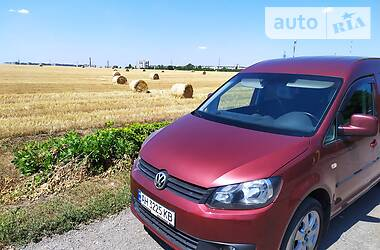 Volkswagen Caddy пасс. 2011 в Покровске