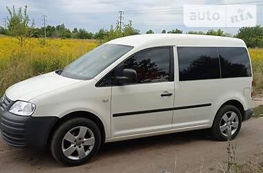 Volkswagen Caddy пасс. 2006 в Миргороде