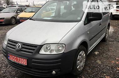 Volkswagen Caddy пасс. 2006 в Луцке
