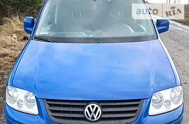 Volkswagen Caddy пасс. 2006 в Вараше