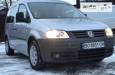 Volkswagen Caddy пасс. 2009 в Бучаче