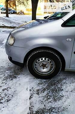 Volkswagen Caddy пасс. 2005 в Славянске