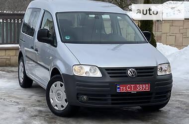 Volkswagen Caddy пасс. 2009 в Коломиї