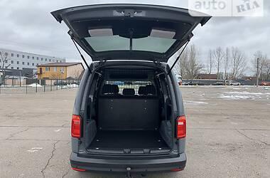 Мінівен Volkswagen Caddy пасс. 2015 в Києві
