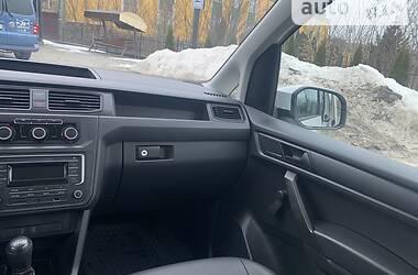 Мінівен Volkswagen Caddy пасс. 2018 в Рівному