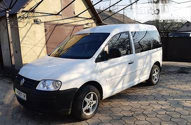 Volkswagen Caddy пасс. 2005 в Покровске