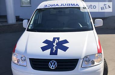 Volkswagen Caddy пасс. 2010 в Полтаві