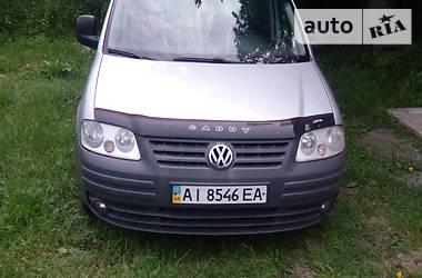 Унiверсал Volkswagen Caddy пасс. 2007 в Києві