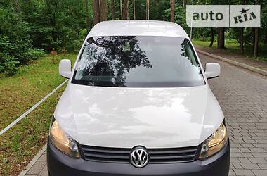 Унiверсал Volkswagen Caddy пасс. 2012 в Львові