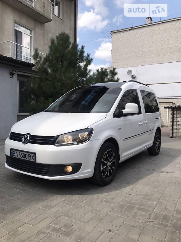 Volkswagen Caddy пасс. Edition 30