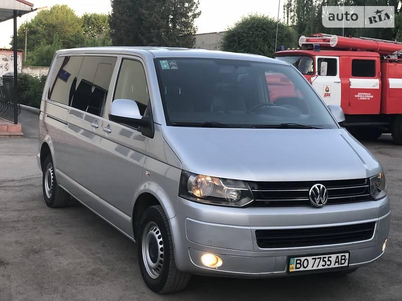 Volkswagen Caravelle 2013 в Тернополе