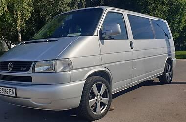 Мінівен Volkswagen Caravelle 2002 в Чернівцях