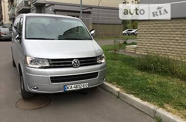 Легковий фургон (до 1,5т) Volkswagen Caravelle 2012 в Києві