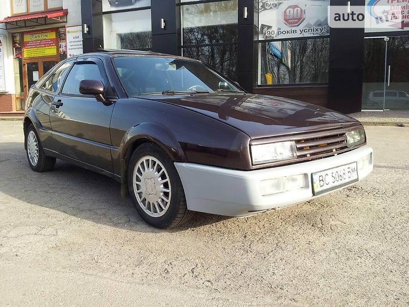Volkswagen Corrado 1989 в Львове