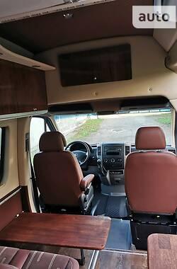 Дом на колесах Volkswagen Crafter груз. 2012 в Долине