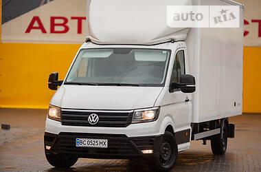 Платформа Volkswagen Crafter груз. 2019 в Львове