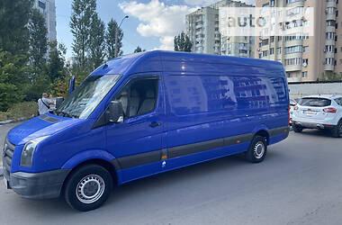 Легковой фургон (до 1,5 т) Volkswagen Crafter груз. 2011 в Николаеве