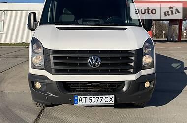 Volkswagen Crafter пасс. 2013 в Снятине