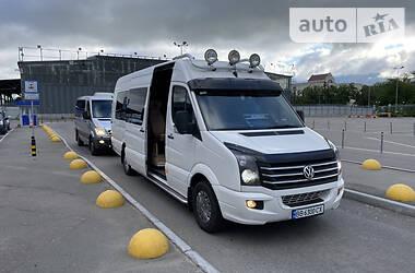 Микроавтобус (от 10 до 22 пас.) Volkswagen Crafter пасс. 2013 в Одессе