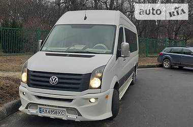 Туристический / Междугородний автобус Volkswagen Crafter пасс. 2015 в Харькове