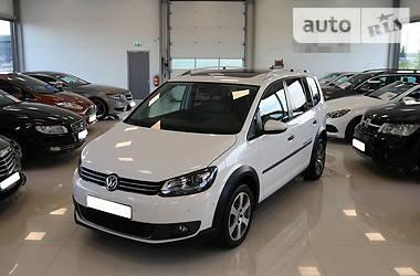 Volkswagen Cross Touran 2.0 TDI