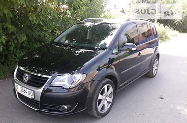 Volkswagen Cross Touran 2008 в Полтаве