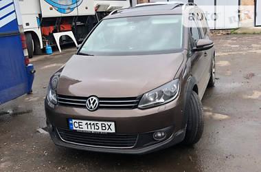 Volkswagen Cross Touran 2014 в Чернівцях