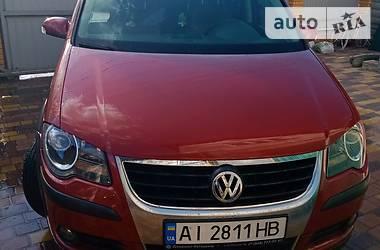 Volkswagen Cross Touran 2007 в Броварах