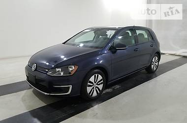 Volkswagen e-Golf 2016 в Києві