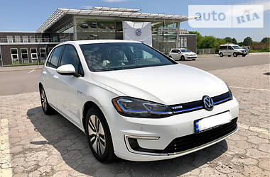 Volkswagen e-Golf 2017 в Дніпрі