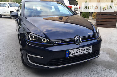Volkswagen e-Golf 2014 в Киеве