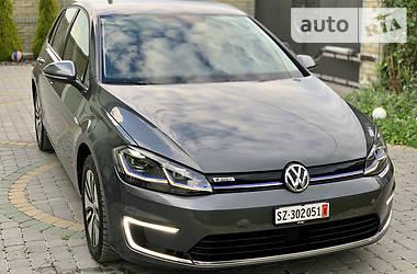 Хэтчбек Volkswagen e-Golf 2018 в Тернополе