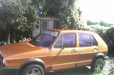 Volkswagen Golf I 1981 в Николаеве