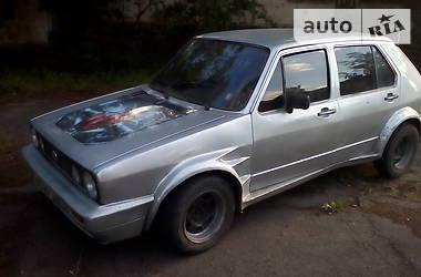 Volkswagen Golf I 1981 в Конотопі