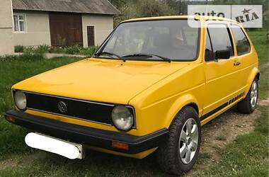 Volkswagen Golf I 1981 в Коломиї