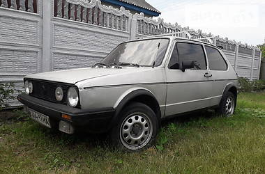 Volkswagen Golf I 1979 в Черкассах