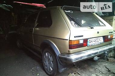 Volkswagen Golf I 1981 в Доброполье