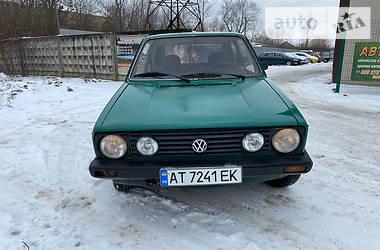 Volkswagen Golf I 1983 в Калуші