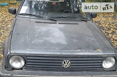 Volkswagen Golf II 1989 в Донецке