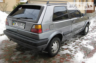 Volkswagen Golf II 1989 в Ровно