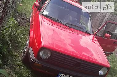 Volkswagen Golf II 1987 в Львове