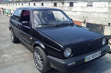 Volkswagen Golf II 1991 в Харькове