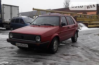 Volkswagen Golf II 1984 в Харькове